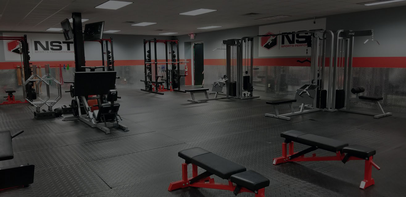 nst fit gym with weights